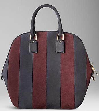 Burberry: The Orchard in Suede Stripes