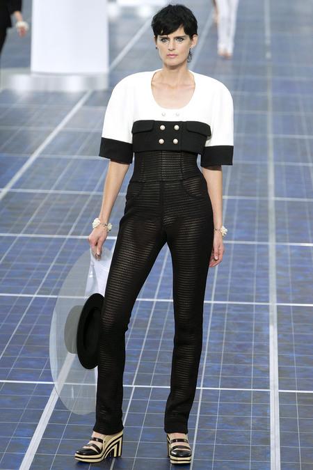 Chanel (via Style.com)