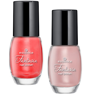 essence fantasia nail polishes