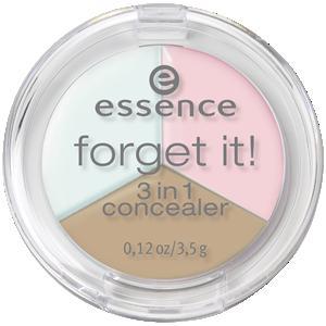 forget it! 3in1 concealer
