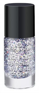 Nail art special effect toppe