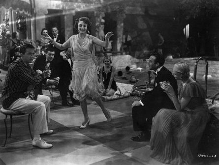 Betty Field Dancing the Charleston in