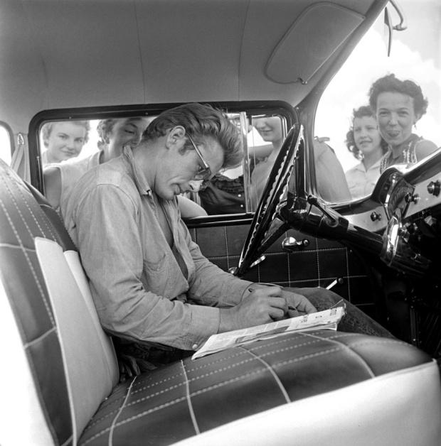 James-Dean-Autographs