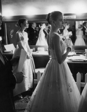 Audrey Hepburn Grace Kelly