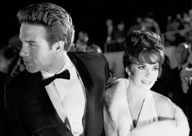 warren beatty natalie wood